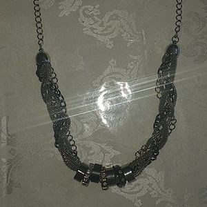 Multi rope necklace